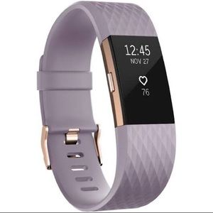 Accessories - Fitbit Charge 2 Rose Gold